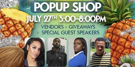 YOUNG WEALTH SUMMER FLING POP UP SHOP tickets