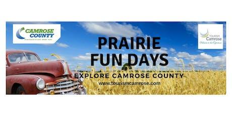 Prairie Fun Days tickets