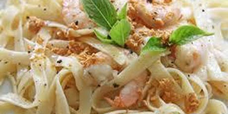 Teenage Social Cooking Class (Flavors of Italian Cuisine) $50 tickets