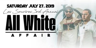 Les Sourires 3rd Annual All White Affair
