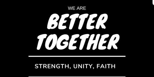 Better Together Community Outreach
