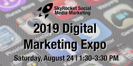 SkyRocket Social Media Digital Marketing Expo tickets