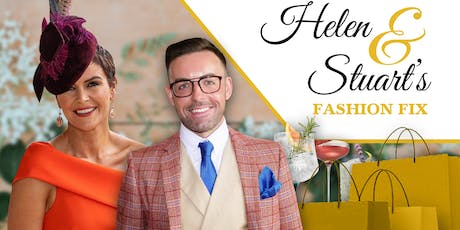 Helen & Stuart's Fashion Fix! (Waterford) tickets