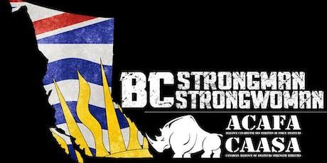 2019 BC CAASA Provincial Championships tickets