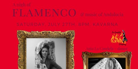 A night of flamenco & music of Andalucía   tickets
