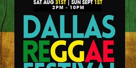 2019 Dallas Reggae Fest  tickets