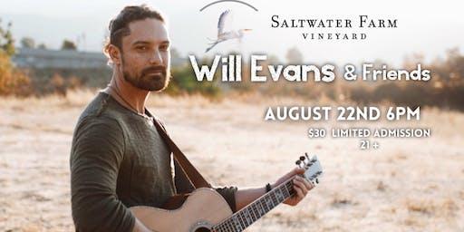 Will Evans & Friends