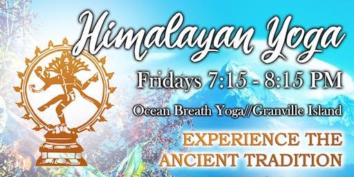 Himalayan Yoga with Kylen