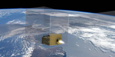 Maxwell: Plug and Play Delta-V for Small Satellites