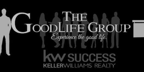 Good Life Real Estate Group Hiring Overview tickets