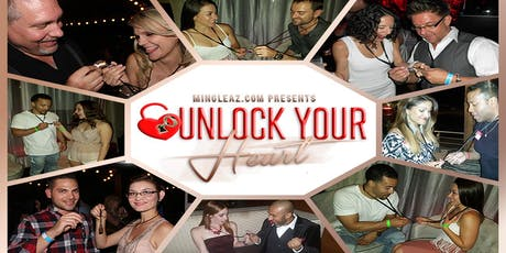 Huge Singles Event. (Un-Lock Your Heart) tickets