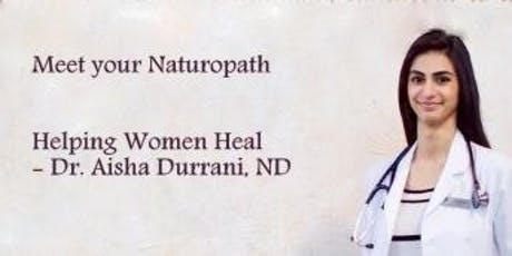 Meet Your Naturopath tickets