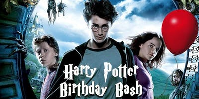 Harry Potter New Orleans Birthday Bash