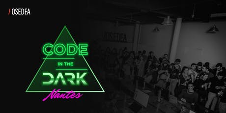 Code in the Dark Nantes billets