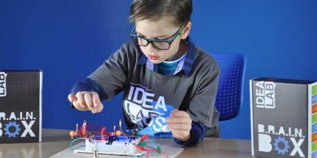 Complimentary STEAM Fair at IDEA LAB Kids Central Houston!  tickets