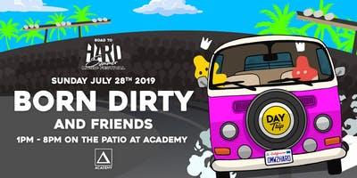 Day Trip ft. Born Dirty: Road to Hard Summer