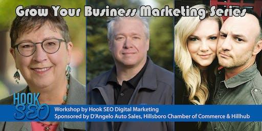 Grow Your Business Marketing Series - Customer Avatar Workshop at HillHub