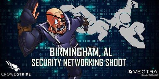 Birmingham: Security Networking Shoot