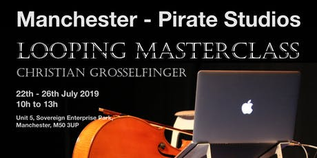 Looping Masterclass in Manchester tickets