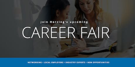 Herzing University Job Fair July 17th tickets