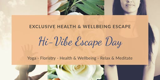 Hi-Vibe Escape Day