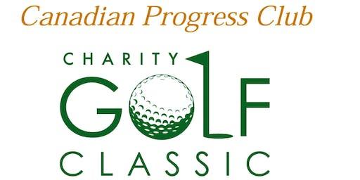 13th Annual St. Albert Progress Club Charity Fall Golf Classic