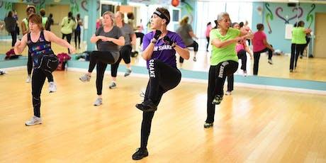 BOOM Shake Community Workout tickets
