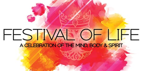 Festival of Life tickets