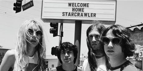 Starcrawler @ Barracuda