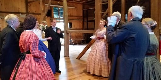 1864 Civil War Ball - July 19, 2019
