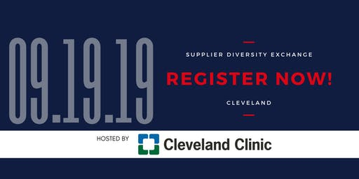 Supplier Diversity Exchange 2019