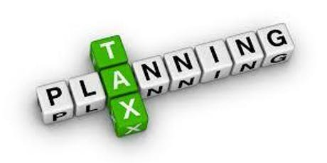 Transition Tuesdays Seminar Series - Tax Planning tickets