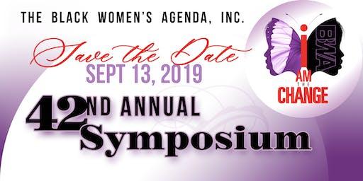 BWA 2019 Symposium
