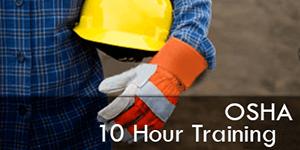 OSHA 10 Construction Certification Course