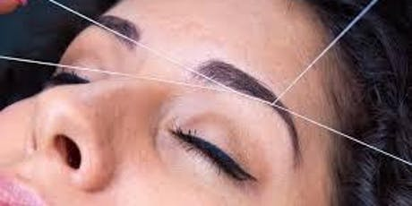 Brow Threading Training (MicromiBrows) tickets