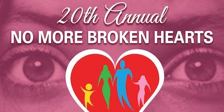 "20th Annual Domestic Violence Workshop ""No More Broken Hearts"" tickets"