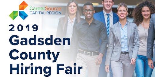 2019 Gadsden County Hiring Fair