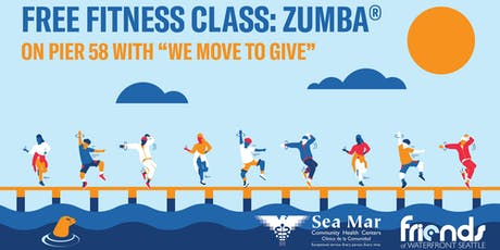 We Move to Give Zumba® tickets