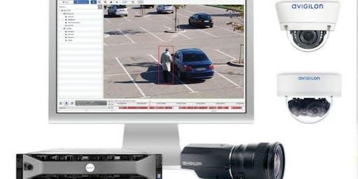 7.24.19 Lunch & Learn: Surveillance Camera Demonstration