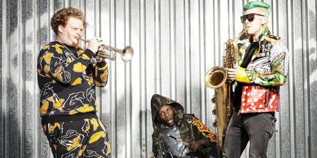 TOO MANY ZOOZ with THUMPASAURUS tickets