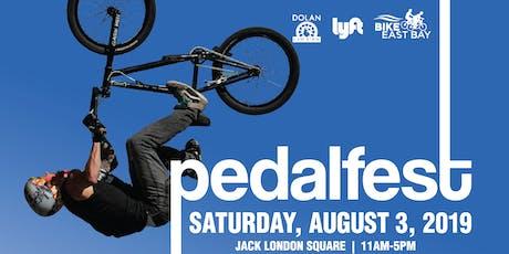 Pedalfest 2019 tickets
