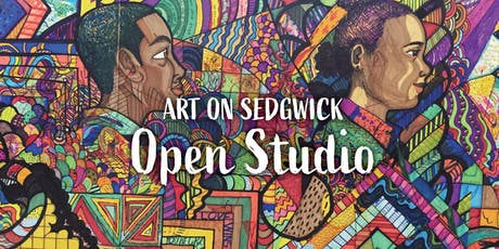 Art on Sedgwick Open Studio - August tickets