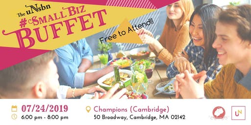 The uNsbn #SmallBizBuffet - Small Business Buffet (FREE!)