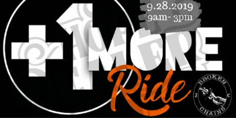 One More Ride + Opioid Epidemic Awareness  Event tickets