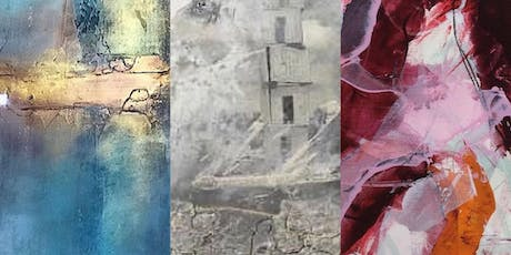 Abstract Mixed Media Art Workshop tickets