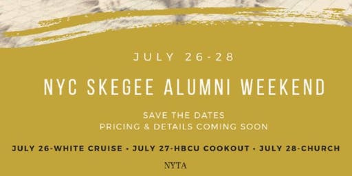 NYC Skegee Alumni Weekend