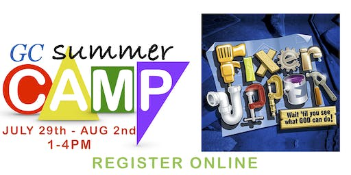 Grace Chapel Summer Camp 2019