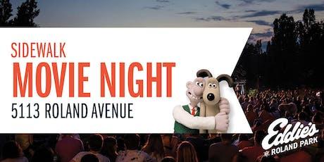 Roland Avenue Movie Night: Wallace & Gromit tickets