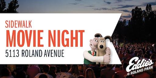 Roland Avenue Movie Night: Wallace & Gromit
