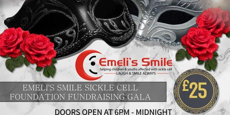 Emeli's Smile Sickle Cell Masquerade  Charity Awareness Ball tickets